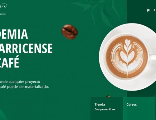 Academia de café